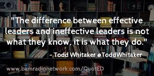 Educational Leadership Quotes Stunning Popular Quotes Education Leadership BAM Radio Network