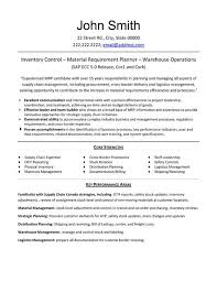 Inventory Controller Resumes Pin By Christine Loh On Leadership Career Work Resume