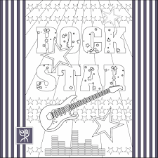 Coloring Book Samples Stars Coloring Pages