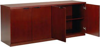 wood office cabinet. Luxurious Credenza. Wood Office Cabinet F