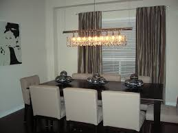 linear chandelier dining room. Rectangular Dining Room Lighting. Alluring Unique Light Fixtures For Rooms Modern On Linear Chandelier A