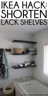 Ikea Lack Shelf Hack 25 Best Lack Shelf Ideas On Pinterest Ikea Shelf Unit Ikea