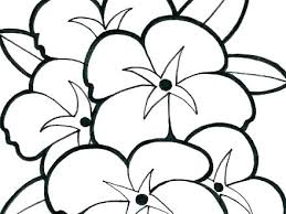 Flower Colouring Pages For Children Coloring Kids Online Fall