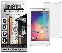 ZINGTEL LG L60 DUAL X147 Anti Glare Eye ...