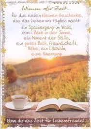 Hartung Edition Nimm Dir Zeit Für Lebensfreude In Touch Postkarte