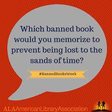 banned books week social media prompts for the library banned books week 2016 social media prompts