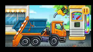 Game vui | Trò chơi nắp ghép xe tải ô tô cho bé. - Đại Chiến Hạm