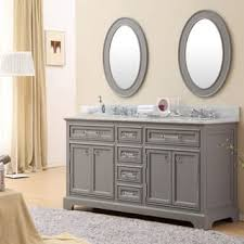 60 inch vanity double sink. water creation derby 60-inch cashmere grey double sink bathroom vanity 60 inch r