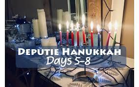 deputie hanukkah 2018 days 4 8