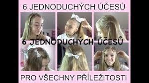 účesy Pro Krátké Vlasy Do školy