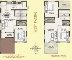 home plan according to vastu duplex house plan for north facing plot