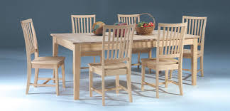 unfinished oak dining chairs remarkable mill s furniture outlets why home design ideas 4