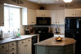 to transform oak kitchen cabinets