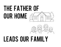Lyssa Beth Fathers Flip Chart