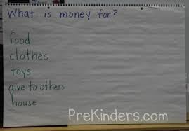 Exploring Money In Pre K Prekinders