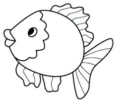 Fish Pictures To Color Fish Color Page Fish Cute Fish Coloring Page