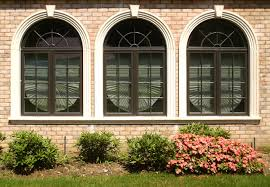 Concrete Window Design 3 Windows With Precast Arch Surrounds And Keystones Www