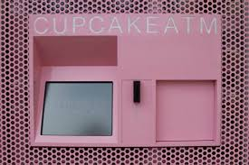 Cupcake Vending Machine Franchise Awesome Dispatches From New York's Very First Cupcake ATM The Daily Dot