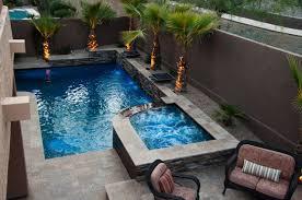 inground pools. Inground Pool With Spa Pools