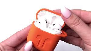 <b>Чехол Gurdini</b> прорезиненный soft touch оранжевый для <b>Apple</b> ...