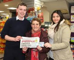 The last lucky five get their prize - WexfordPeople.ie