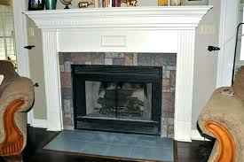 how to build a faux stone fireplace faux stone electric fireplace mantel awesome how to build