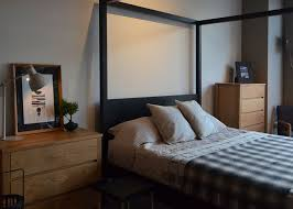 black lacquer bedroom furniture. orchid 4 poster bed in solid oak with a black lacquer finish shown bedding bedroom furniture