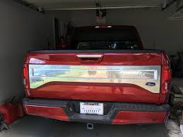 Wrapping the Platinum (or King Ranch or Limited) Badge - Ford F150 ...