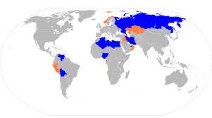 Форум стран экспортёров газа Википедия Участники править править код