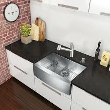 kitchen sink with cutting board home depot and strainer sliding