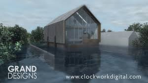 Grand Designs Buckinghamshire Grand Designs Floating House