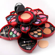miss rose newest professional 46 full colors 3d makeup kit