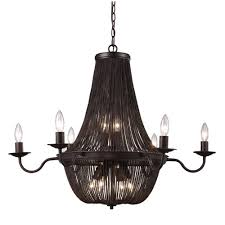 bel air lighting bramble stone 13 light rubbed oil bronze chandelier