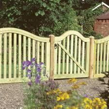 small garden gates