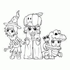 Heel Veel Enge Halloween Kleurplaten Leuk Voor Kids