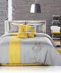 Lemon And Grey Bedroom Yellow Grey Bedroom Design Best Bedroom Ideas 2017