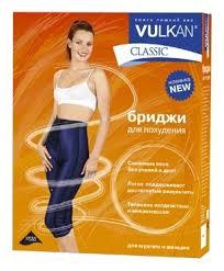 Купить <b>Бриджи для похудения</b> Vulkan Classic M синий по низкой ...