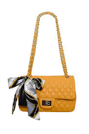 INZI Quilted Crossbody from California by Purseonality — Shoptiques & INZI Quilted Crossbody - Front Cropped Image Adamdwight.com