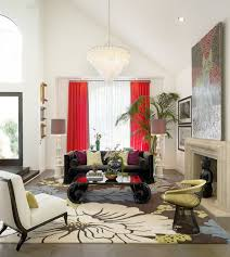 furnitures traditional living room style with black coffee table near modern fireplace and grey sofa