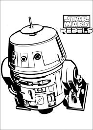 Kleurplaten En Zo Kleurplaat Van Star Wars Rebels