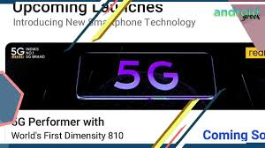 launch new Realme 8s 5G smartphone ...