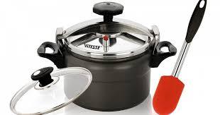 22 см <b>Скороварка</b> (<b>5 л</b>) || 25 cm Pressure Cooker (5 L) VS-7904 за ...