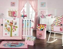 owl crib bedding sets for girls owls baby canada