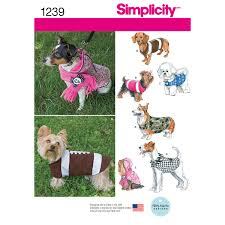Simplicity Dog Patterns Cool Decorating Design