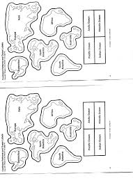continents and oceans worksheet – streamclean.info