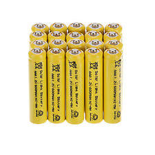 Sunforce Rechargeable AA Battery 5Pack11335  The Home DepotSolar Garden Lights Batteries Rechargeable