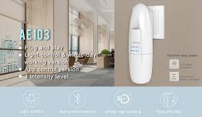 2018 smart control portable aroma essential oil diffuser ae103