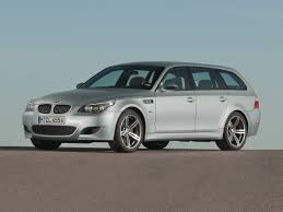 BMW 5 Series how fast is the bmw m5 : E61 BMW M5 Touring: One of the best M cars of all time