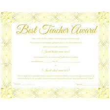 Best Teacher Certificate Templates Free Discreetliasons Free Printable Certificate Templates Freefree Music