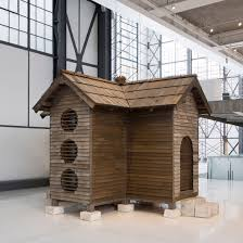 Kiyoto Ota's wooden houses punish their occupants